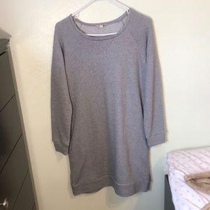 ❤️Zenana Outfitters Grey Sweater Dress